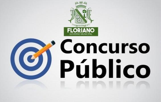 Inscrições abertas para o concurso da prefeitura de Floriano