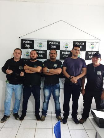 Polícia Civil prende maior traficante de Redenção