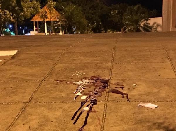 Homem é morto a facadas na cidade de Bom Jesus