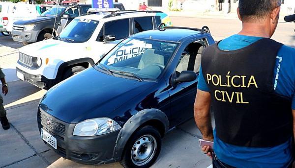Advogado é preso em flagrante por conduzir carro clonado
