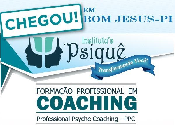 Atenção: Vagas para curso de coaching em Bom Jesus