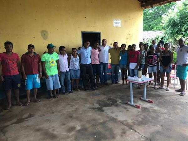 Ensino Médio é implantado em zona rural de Gilbués