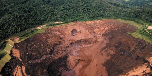 Familiar de piauiense desaparecido em Brumadinho sofre tentativa de golpe