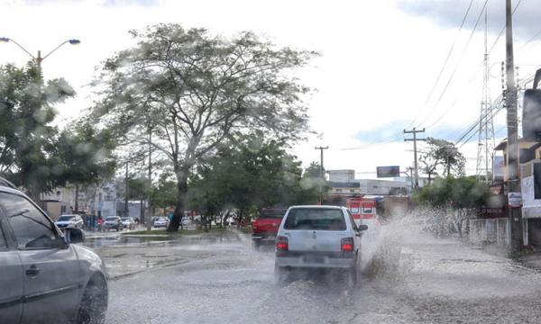 Previsão é de chuvas e ventos fortes pelas próximas 72 horas no PI