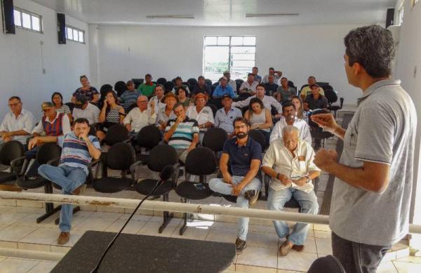 Reunião discute demarcação do Parque Nacional das Nasceste do Rio Parnaíba
