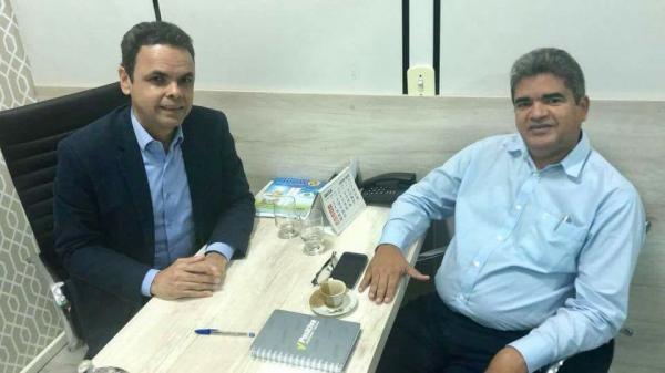 Prefeito Murilo esteve com o presidente da APPM