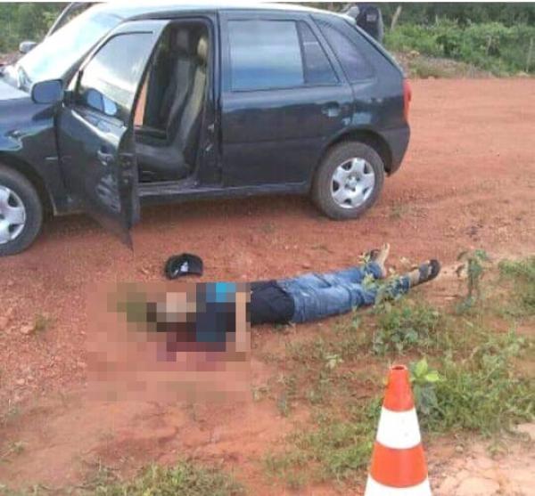 Homem é morto em estrada de Colônia do Gurgueia