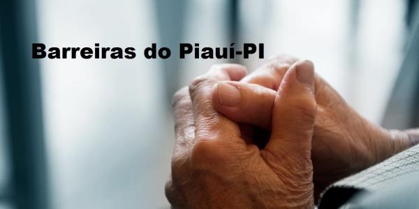 Menor de 14 anos é acusado de ESTUPRAR idosa em Barreiras do Piauí