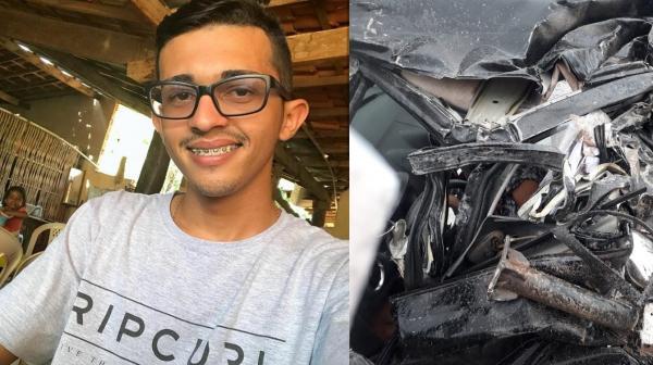 Rone de Cristino Castro morre em tragédia na BR-135
