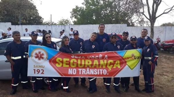 Saúde de Gilbués dará continuidade ao Projeto SAMUTRAN