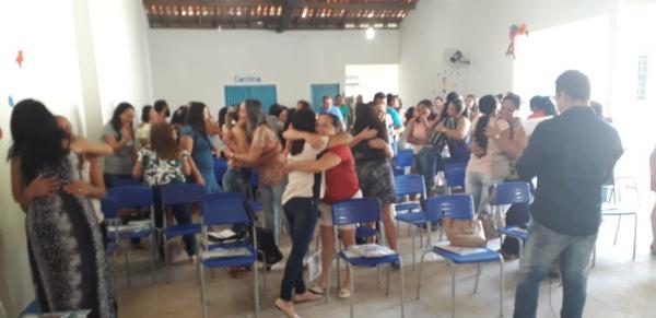 Secretaria realizou a Semana Pedagógica em Palmeira do PI