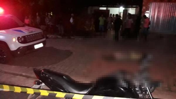 Policial mata homem a tiros na cidade de Nazária