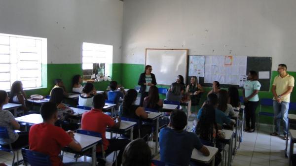 Curso Técnico em Enfermagem agora em Curimatá e região