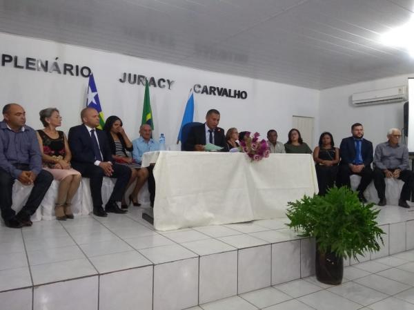 Sessão condecorou nobres com o título de cidadania gilbueense