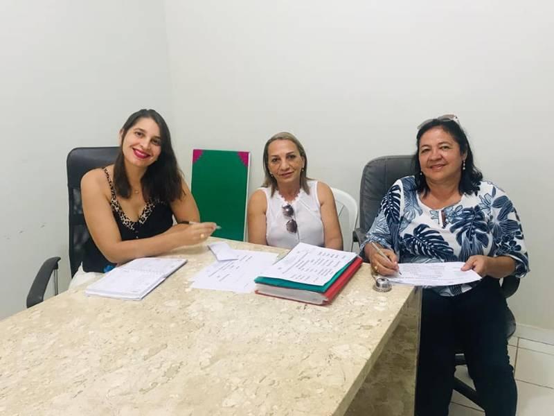 Gilbués-PI: Reunião discute ações do Programa Saúde na Escola