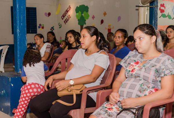 Atuação do Programa Criança Feliz em Santa Filomena
