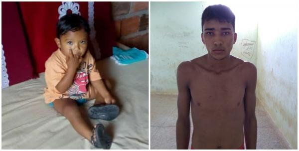Pai mata filho de 2 anos em Santa Filomena