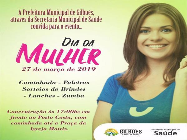 Gilbués realizará evento comemorativo ao Dia da Mulher