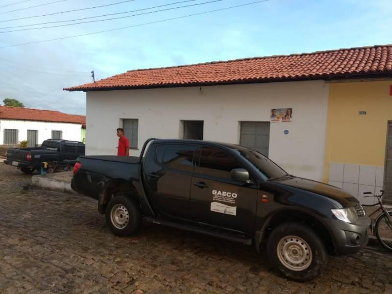 Prefeitos são alvos da 'Operação Águas de Março' do Gaeco no Piauí
