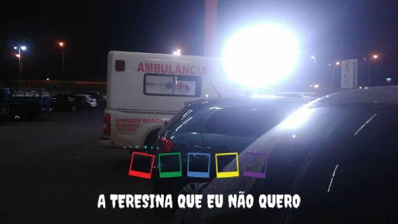 MP investiga uso irregular de ambulância de Barreiras do Piauí