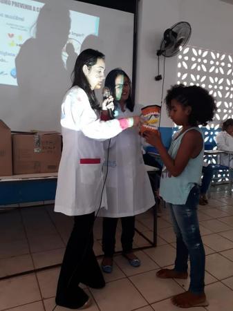 Programa de Prevenção em Saúde Bucal é iniciado em Gilbués
