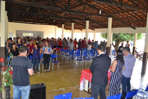 Audiência pública em Curimatá discutiu reajuste salarial para o magistério