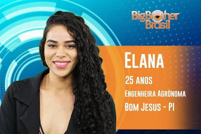 Elana do Piauí é a 9ª eliminada do BBB19, com 51,09% dos votos