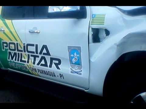 Polícia Militar recupera TV roubada na zona rural de Parnaguá