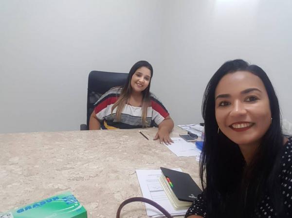 Gilbués: Programa Criança Feliz e Atenção Básica em Saúde firmam parceria