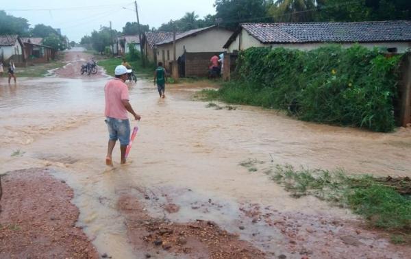 Prefeitura de Redenção faz diagnóstico dos estragos causados pelas chuvas