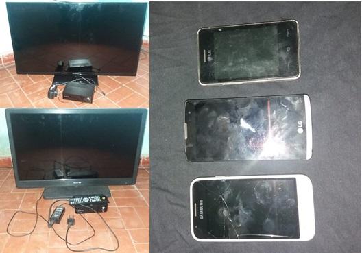 Polícia Militar prende suspeito de diversos furtos em Redenção