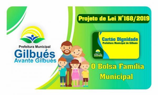 Prefeito Léo Matos quer criar o Bolsa Família Municipal