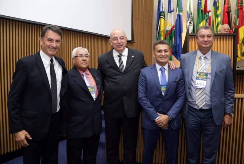 Valdecir Jr. participa da XXII Marcha a Brasília em Defesa dos Municípios