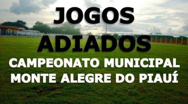 Municipal de Monte Alegre é adiado novamente por causa das chuvas