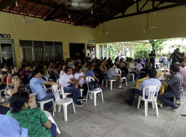 Professores da Uespi aprovam fim da greve em assembleia da categoria