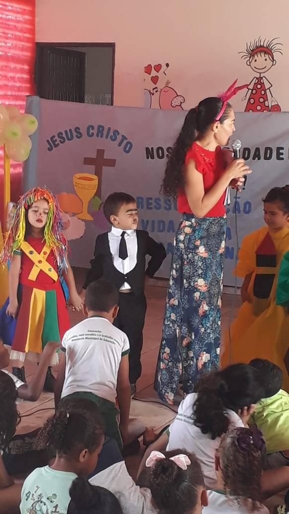 Escola de São Gonçalo desenvolve projeto em alusão a Páscoa