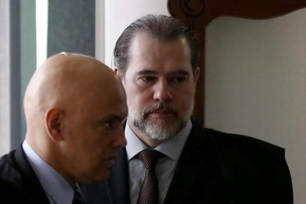 Inquérito da censura isola Toffoli e Moraes