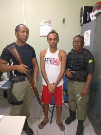 Polícia de Oeiras prende acusado de homicídio em Canto do Buriti