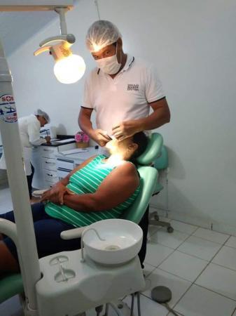 Saúde de Gilbués realiza entrega de próteses dentárias