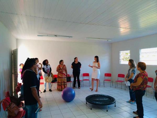 Gilbués: Academia da Saúde é inaugurada no bairro São Benedito