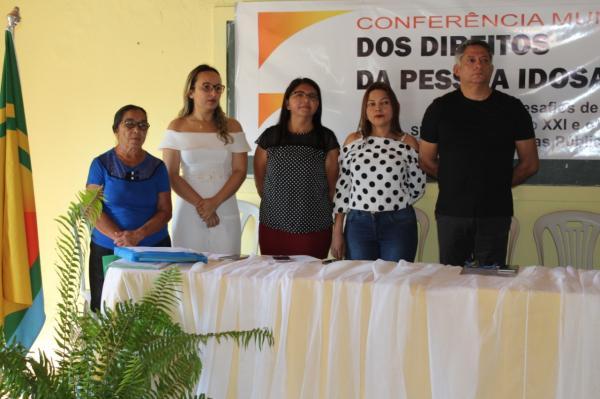 Prefeitura de Alvorada realiza I Conferência dos Direitos da Pessoa Idosa