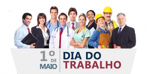 Dia do Trabalhador: Mensagem do prefeito Dr. Macaxeira