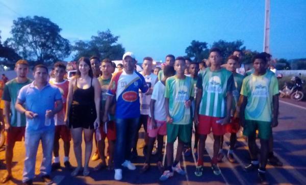 Finais dos Jogos e maratona estudantil movimentam a cidade de Gilbués