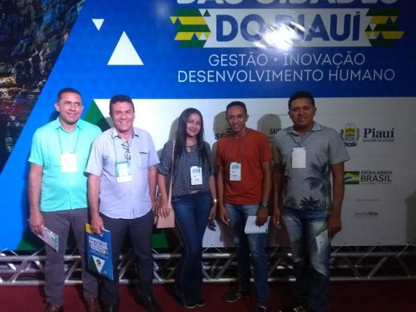 Raimundo Santos participa do Congresso das Cidades