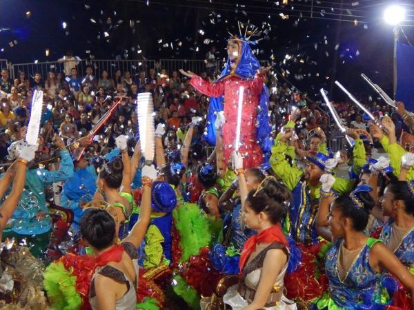 Cristino Castro foi palco de um dos maiores Festivais Juninos do Extremo Sul