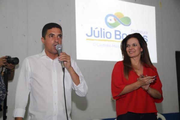 Deputada elogia gestão do prefeito Eduardo Henrique