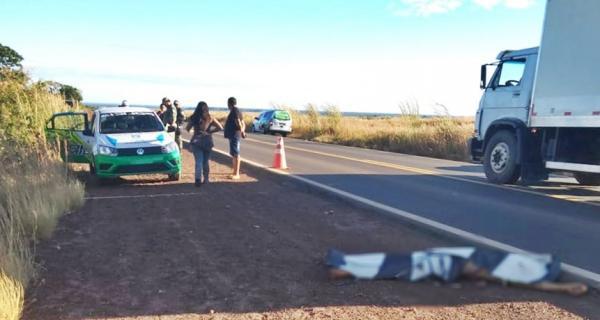 Acidente seguido de homicídio é registrado na BR 135 em São Gonçalo