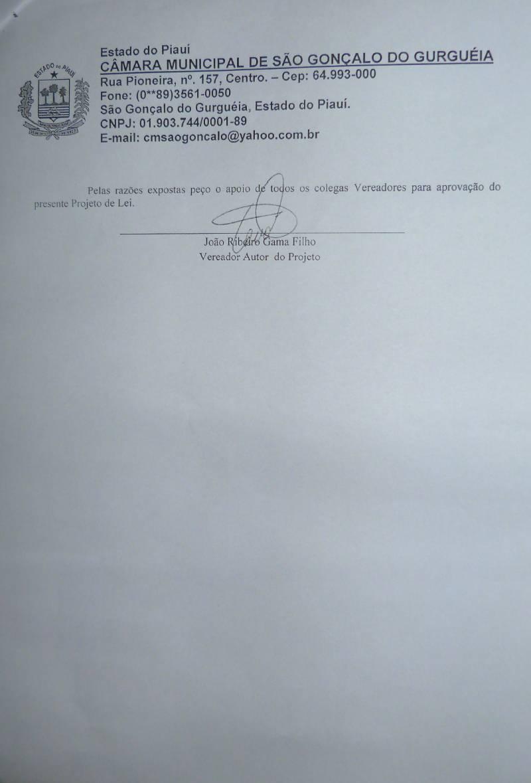 Câmara de São Gonçalo derruba veto do Poder Executivo