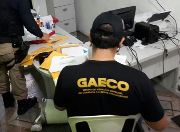 Gaeco desarticula grupo que aplicava golpes em idosos no Sul do PI