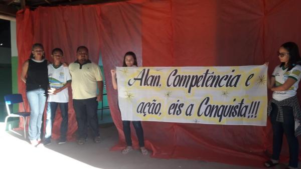 Estudante de Santa Filomena é destaque na Olimpíada de Matemática